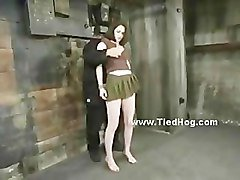 Tied, Redhead, Tied up and touched, Pornhub.com
