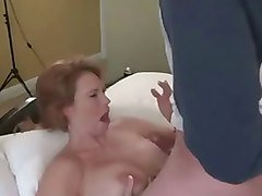 Mature and young strap on, Xhamster.com