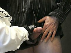 Leather, Gloves, Asian glove, Xhamster.com