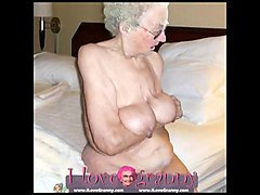 Granny, Hairy, Granny with fishnet, Xhamster.com