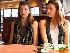 Twins, Flashing, Public, Potter twins, Pornhub.com