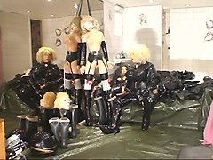 Rubber, Doll, 2 rubber black red, Xhamster.com