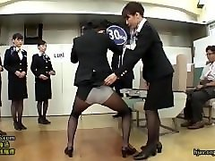 Stewardess, Train, Stewardess getting, Pornhub.com